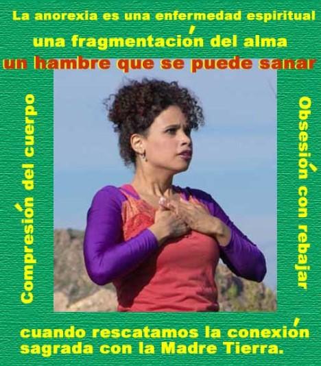 Corazon Tierra, experta latina